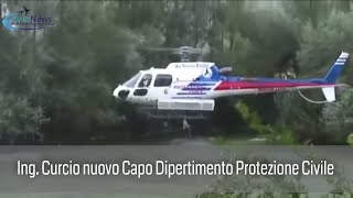 Avionews: Ing. Curcio nuovo Capo Dipartimento Protezione Civile