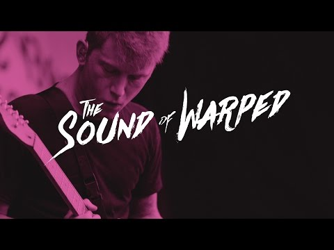 Ernie Ball: The Sound of Warped - Mayday Parade