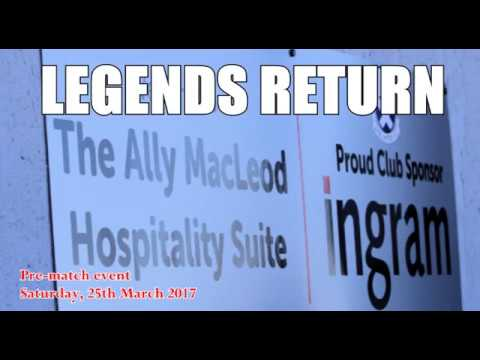 Legends Return