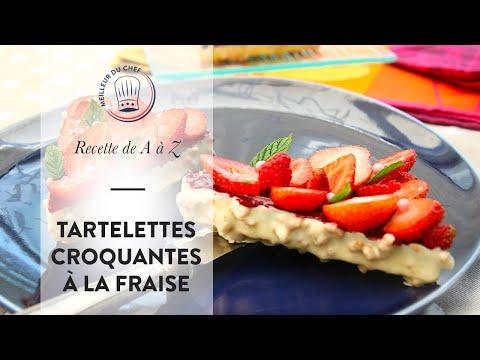 recette-en-direct-:-la-tarte-croquante-aux-fraises