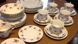 SEPARATION SALE - Royal Albert Old Country Roses Dinner Set