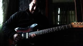 Ozzy Osbourne -  Mama I'm Comming Home Guitar Solo Cover By Rakesh Lama