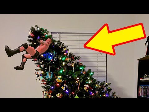 Creative Christmas Tree Toppers Ever Founded | Funny Club