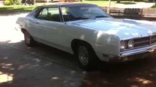 1970 Galaxie 500 restoration project
