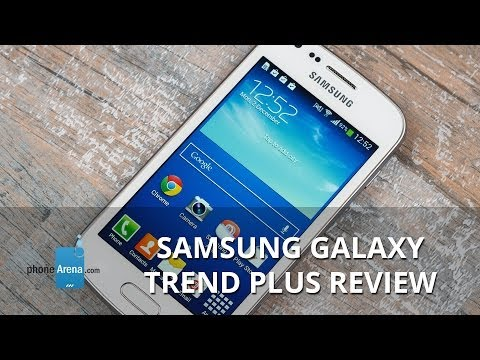 Samsung Galaxy Trend Plus Review