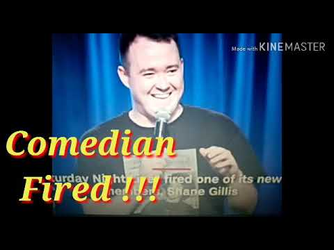 Comedian Fired From Saturday Night Live !!!