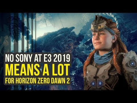 Horizon Zero Dawn 2 Looks To Be PS5 Exclusive After All, PS5 Release Date More Clear & Way More! thumbnail