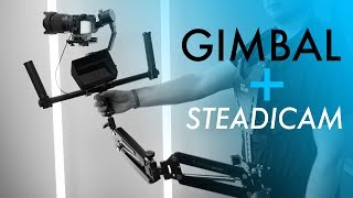 Gimbal + Steadicam Arm and Vest