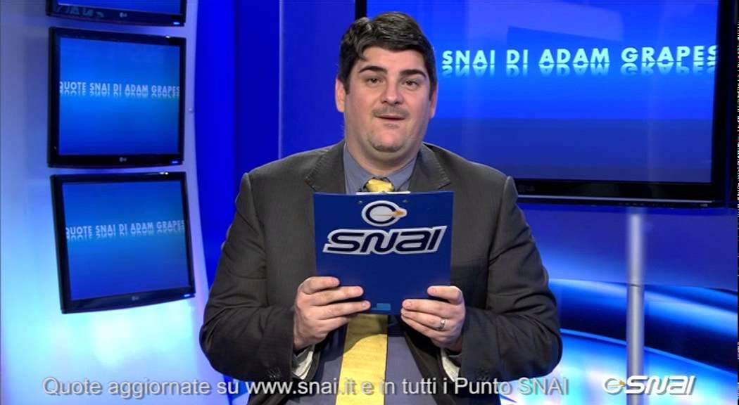 Quote Snai Serie A E Non Solo Con Adam Grapes Youtube