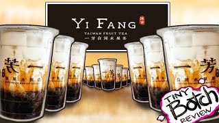 Yi Fang (Brown Sugar Pearl Tea Latte)
