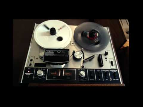 Mild High Club - Timeline (Full Album) - AKAI 4000ds Reel to Reel