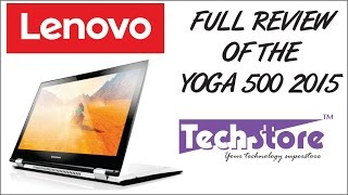 lenovo yoga 500 2015 review look and feel backlit keyboard touchscreen tested full hd