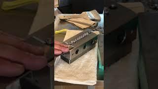 H.M HEN pellets handmade mold