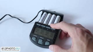 Обзор Умного зарядное устройство La Crosse BC 700 (Technoline)