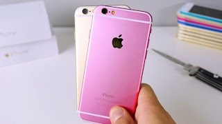 iPhone 6S Clone Unboxing - Rose Gold Color