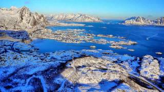 Svolvær, Lofoten: Can you spot the weird thing in this time-lapse video?