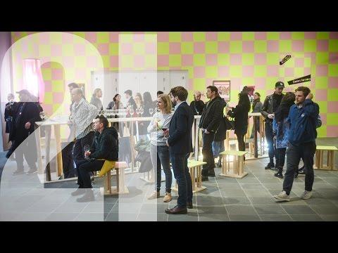 "Franz West – ARTISTCLUB - ""die Presse"" Talk"