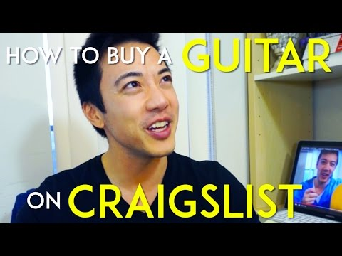 How To Buy A Guitar On Craigslist