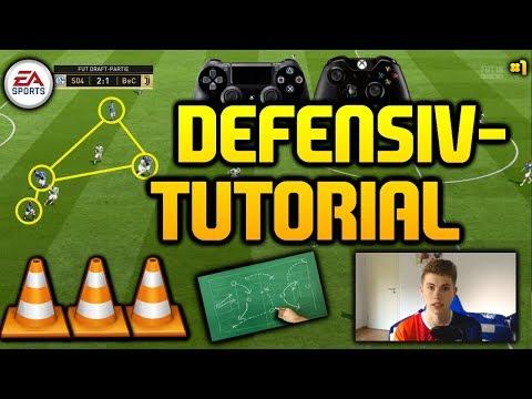 FIFA 18: DEFENSIV-TUTORIAL I So Kassierst DU Weniger Gegentore