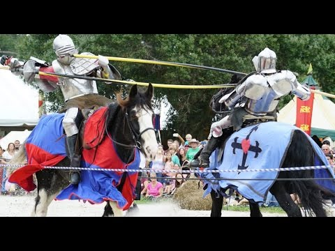 Sarasota Medieval Fair 2015 in 4k UHD