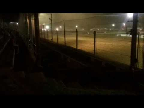 ASCoC Sprint Car A Main Part 3/3  Brownstown Speedway