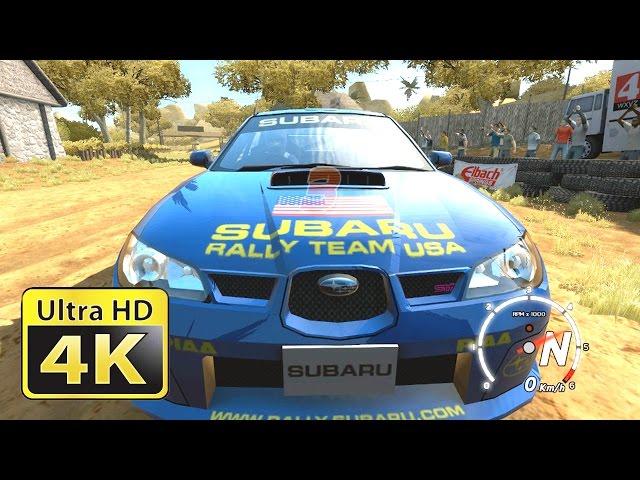 Old Games in 4K : Sega Rally Revo
