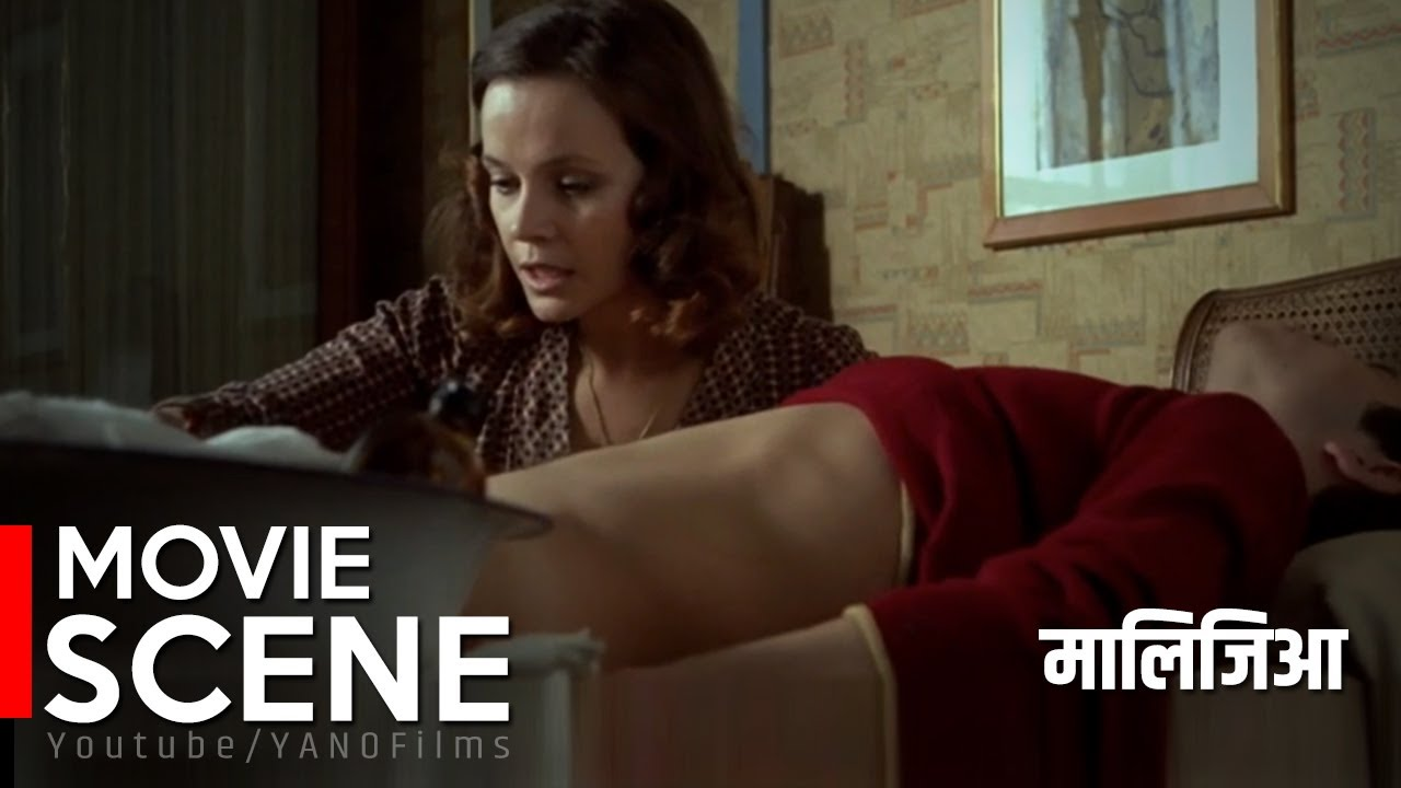 """Download Malizia Movie Clip मलिजिआ मूवी सीन """"Bandage""""   Laura Antonelli @YANO Films"""