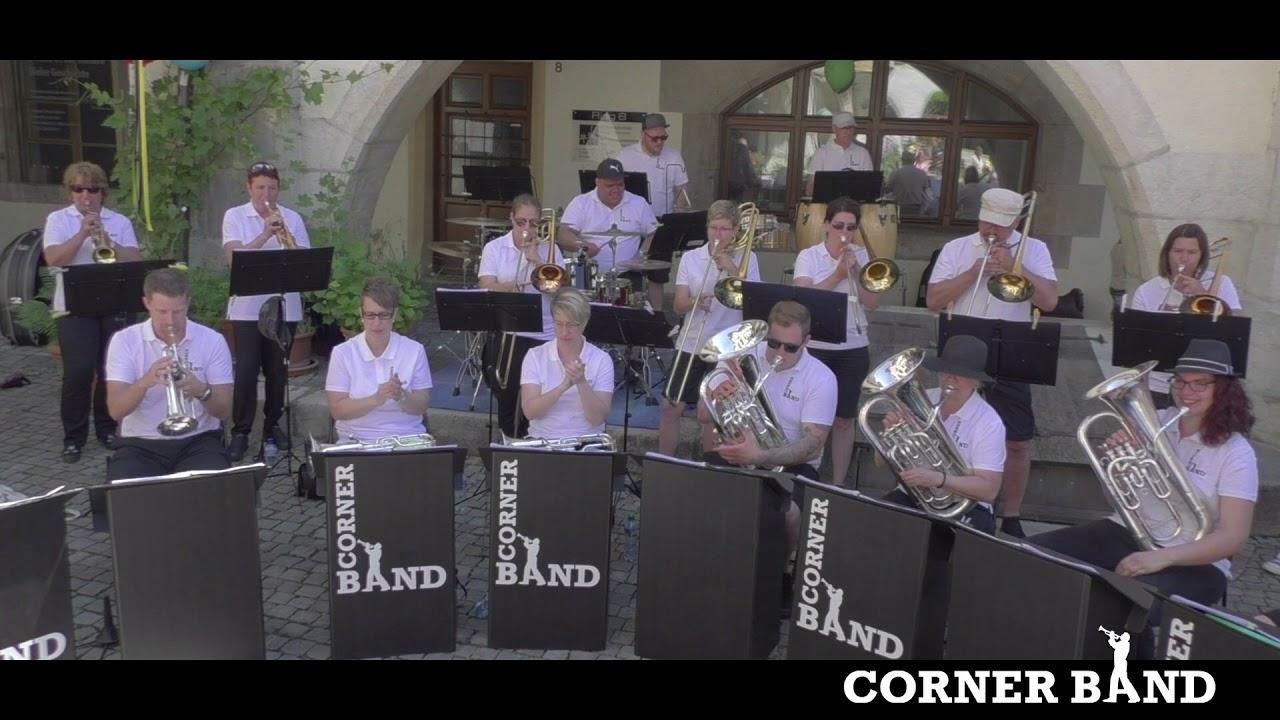 Corner Band Oftringen -  Dancing on the seashore