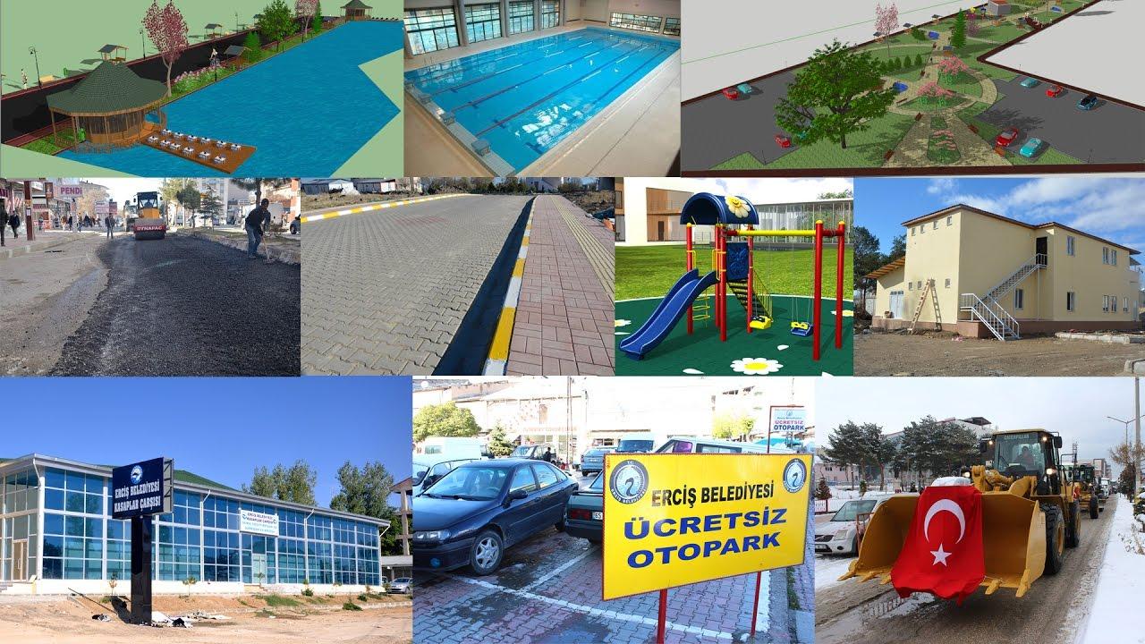 Erciş Belediyesi Çalışmaları (12.09.2016 - 31.12.2016)