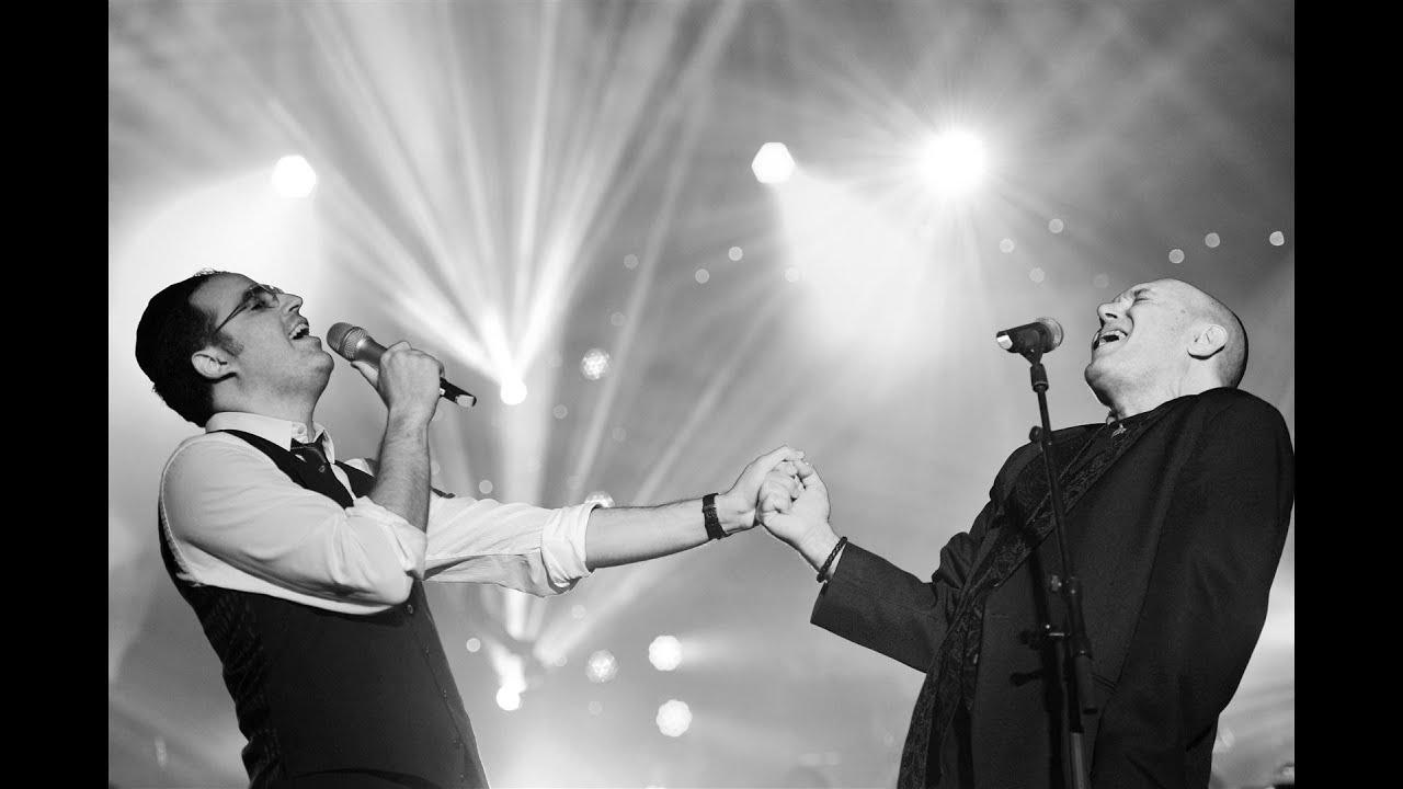 יעקב שוואקי & שלומי שבת | והיא שעמדה | Shwekey & Shlomi Shabat | Live In Nokia