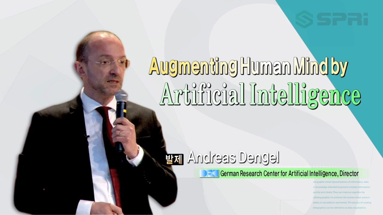 Augmenting Human Mind by AI - Prof. Dr. Andreas Dengel