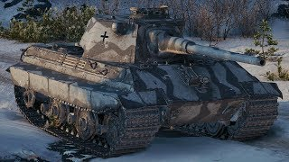 World of Tanks E50 Ausf. M - 9 Kills 10,9K Damage