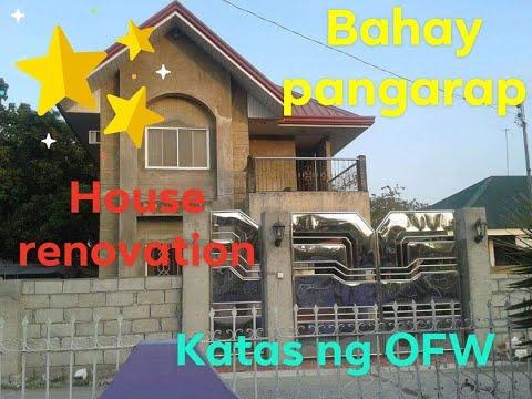 Repeat Katas Ng Ofw Sariling Bahay House Renovation By Prettygem