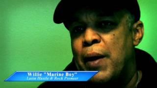 "Willie ""Marine Boy"" Estrada (VIDEO BIO 2013)"