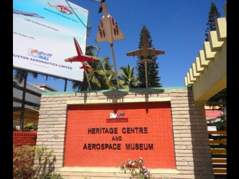 HAL Aerospace Museum | Place to visit in Bangalore | Heritage Center of Karnataka