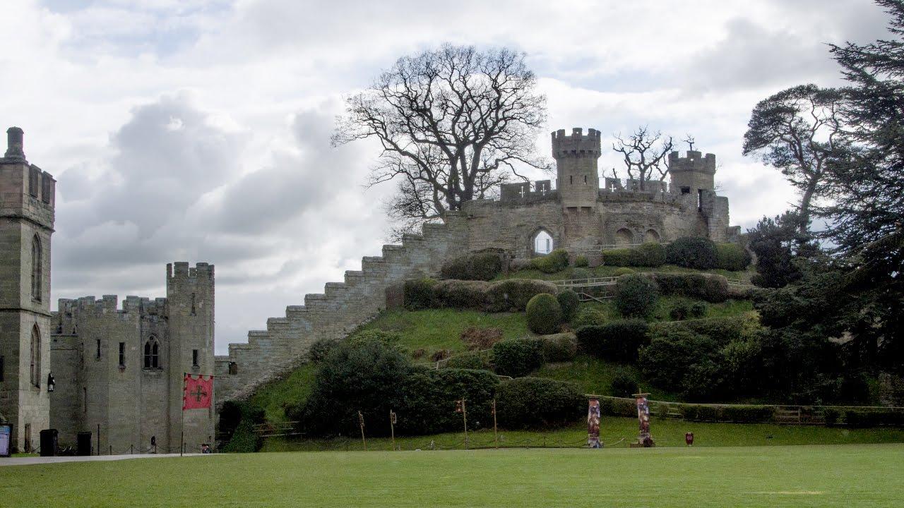Warwick Castle Warwick England Youtube