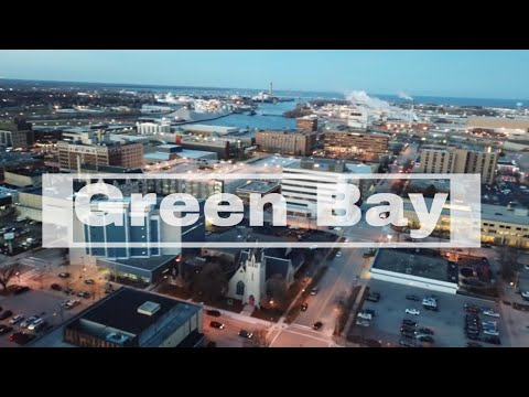 Drone Green Bay, Wisconsin