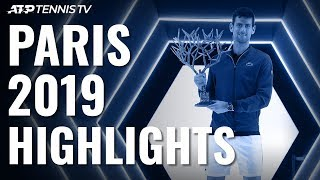 FULL Tennis Tournament Highlights: Paris 2019 🇫🇷