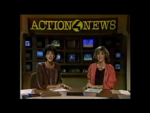 Live Aid News Report - WTAE-4 Pittsburgh (ABC)