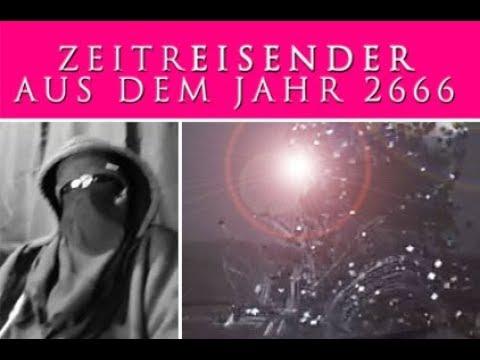 Interview mit Zeitreisenden aus Jahr 2666 über Reinkarnation Geheimwissen und Zukunftstechnologien
