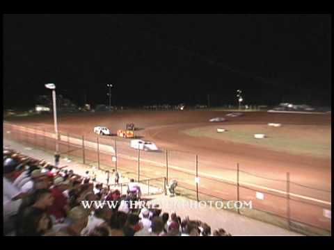 Lawton Speedway 8-8-09 Highlights