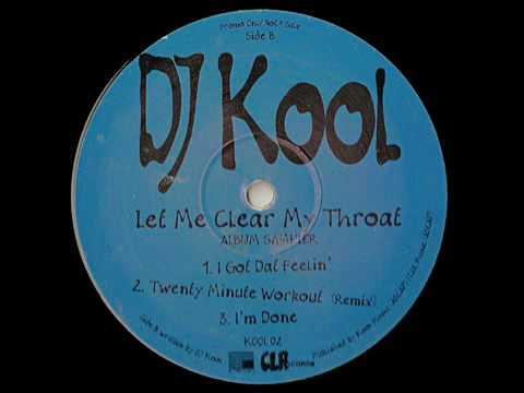 I Got Dat Feelin   DJ Kool
