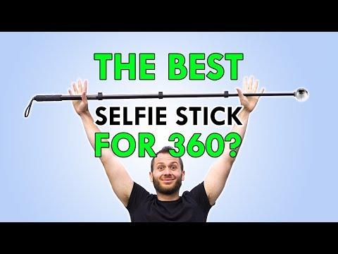 Best Selfie Stick For Shooting 360 Under $50!