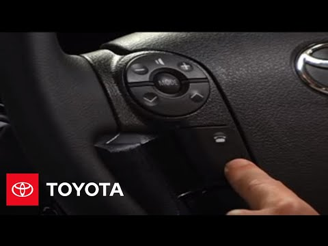 2007 - 2009 Tundra How-To: Bluetooth® (No Navigation System) - Making a Phone Call | Toyota