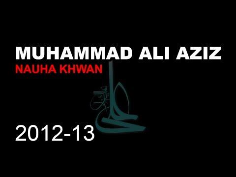 Hal Min Nasir Yansurna | Muhammad Ali Aziz 2012-13 [ Shahe Khurasan ] ᴴᴰ