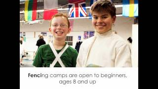 DC Fencers Club Summer Fencing Camps
