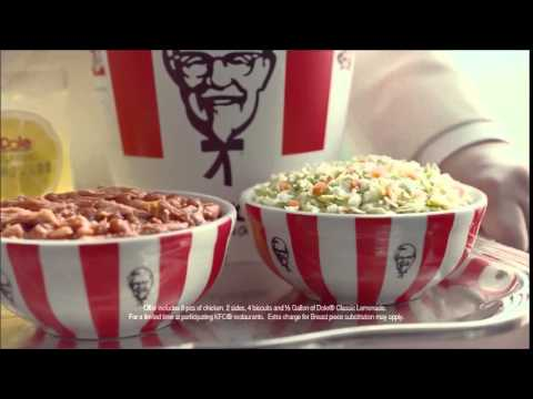 Ultimate Colonel Sanders Commercial