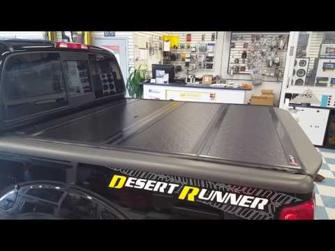 Nissan Frontier Outfitted With Thule 500xt Xsporter Pro