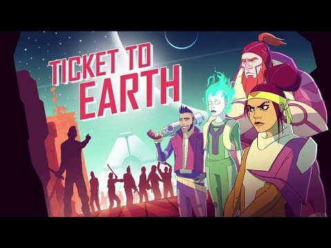 Ticket to Earth - Android Gameplay