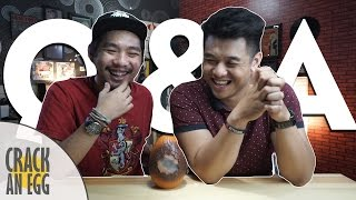 Download Video TIPS MEMULAI CHANNEL YOUTUBE | CRACK AN EGG Q&A #TGIF MP3 3GP MP4